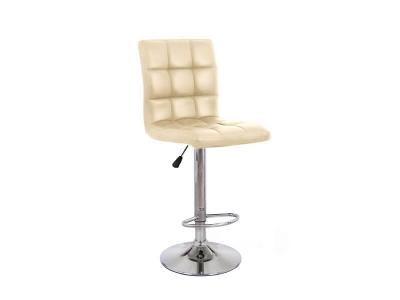 Барный стул Крюгер WX-2516 экокожа бежевый