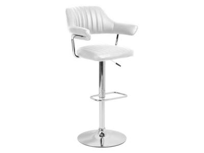 Барный стул Касл WX-2916 экокожа белый