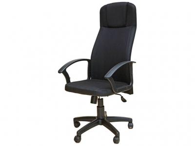 Офисное кресло Аргус в сетке чёрный