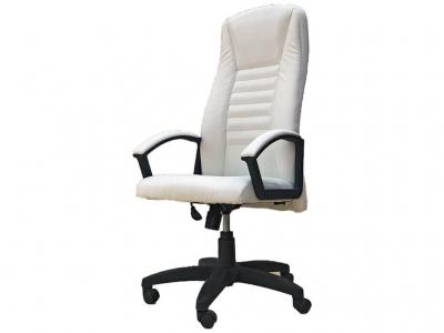 Офисное кресло Ясон белый