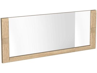 Зеркало Магнолия Дуб бардолино 1450х38х550