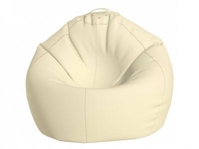 Кресло-мешок Малыш нейлон белый