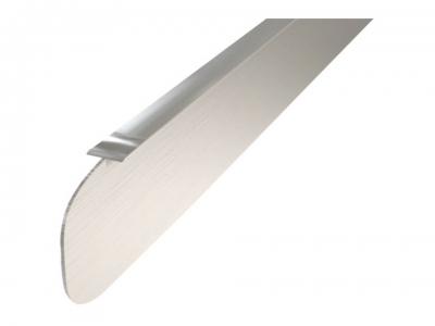 Профиль Т-образный алюминиевый для столешниц 28 мм ДО-016