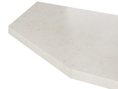 Столешница постформинг торцевавя 40 мм (Семолина Бежевая) 1500 мм