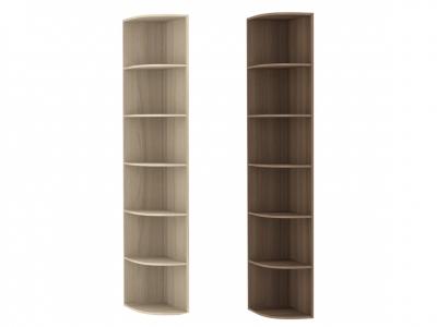 Угловой сегмент для шкафа-купе шимо 300х2200х600