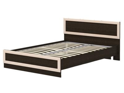 Кровать с ортопедом Верона 502 К 160 2060х1724х853