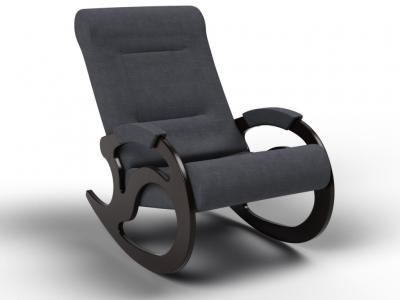 Кресло-качалка Вилла графит